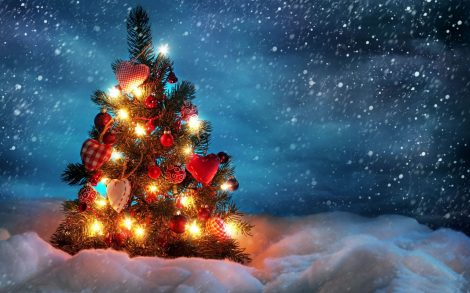 Navidad 2014 Fondo para pantalla.