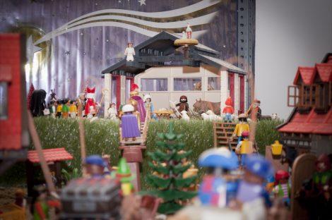 Navidad Playmobil.