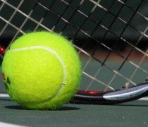 Pelota y Raqueta de Tenis.