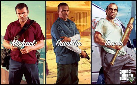 Personajes GTA V