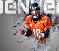 Peyton Manning Fondo Pantalla.