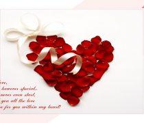 Poemas de Amor para San Valentín