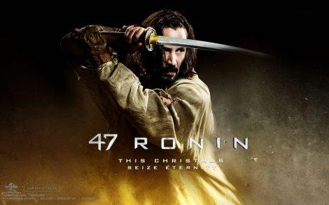 Póster de Cine 47 Ronin.