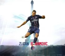 Psg Zlatan Ibrahimovic Wallpaper