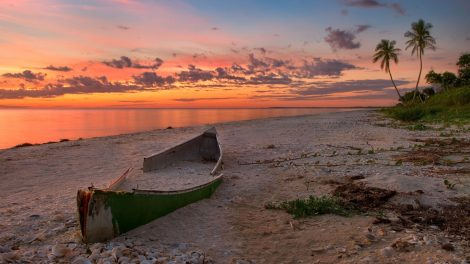 Puesta del Sol en la Playa