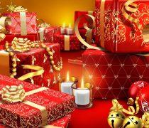 Regalitos de Navidad para escritorio.