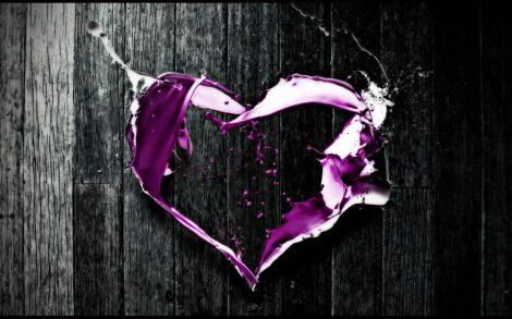 San Valentín Abstracto