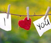San Valentín Creativo Fondo de pantalla