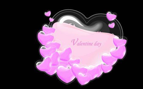 San Valentín Fondo Wallpaper