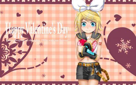 San Valentín Manga.