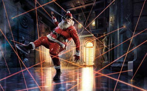 Santa Claus en Peligro.