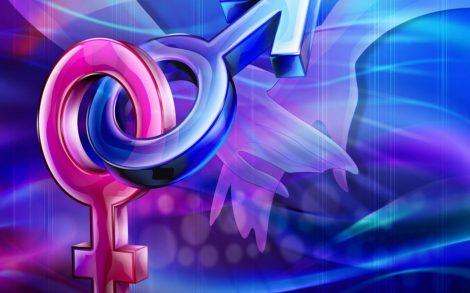 Símbolos de Hombre y Mujer.