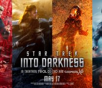 Star Trek Into Darkness.
