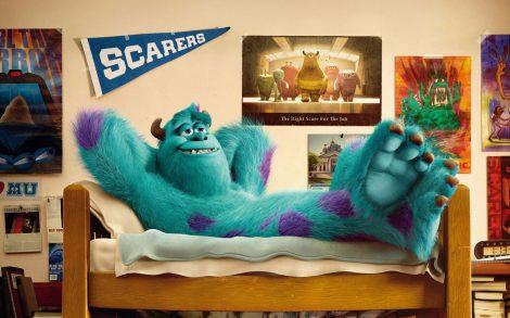 Sulley en Monsters University.