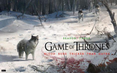 Tercera Temporada Game of Thrones