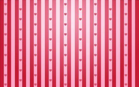 Textura de Corazones para San Valentín.