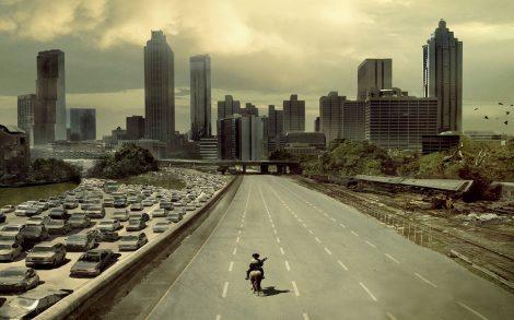 The Walking Dead fondos