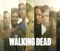 The Walking Dead Wallpaper.