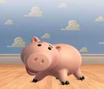 Cerdito Toy Story 3 Wallpaper