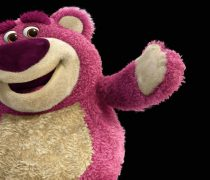 Wallpaper Toy Story 3 Lotso Abrazitos