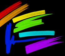 Trazos de Colores