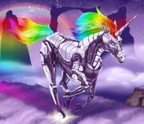 Unicornio Biónico.