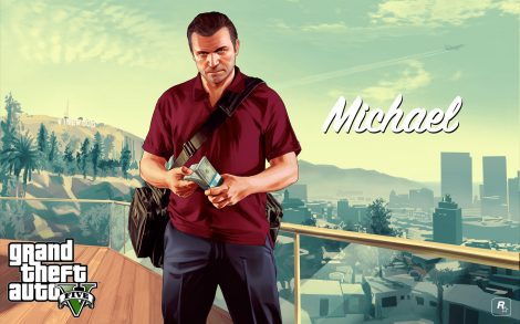 Wallpapers para Tablets GTA V
