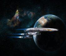 Viaje por el espacio