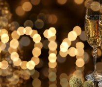 Wallpaper Brindis 2014 con cava.