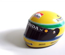 Wallpaper del Casco de Ayrton Senna
