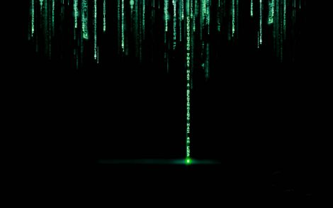 Wallpaper Cine Ficción Matrix.