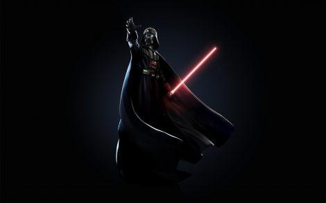 Wallpaper Darth Vader.