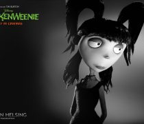 Wallpaper de Cine. Frankenwennie. Elsa