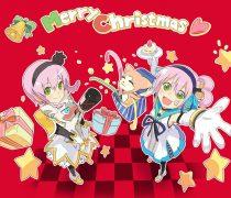 Wallpaper de Navidad Manga 2014.