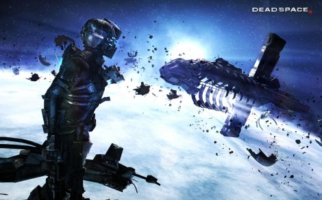 Wallpaper Dead Space 3
