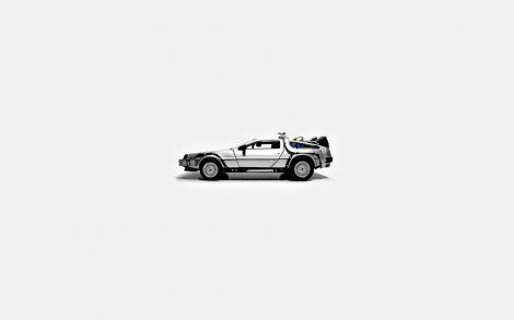 Wallpaper DeLorean DMC-12 HD