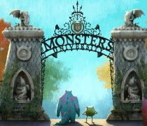 Wallpaper Disney Monsters University