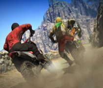 Wallpaper GTA 5. Motos