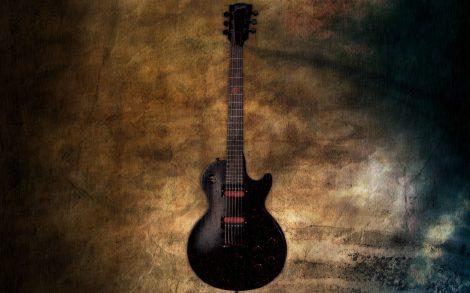 Wallpaper Guitarra Eléctrica.