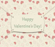 Wallpaper Happy Valentine´s Day.