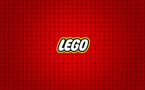 Wallpaper Lego.