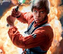Wallpaper Luke Skywalker