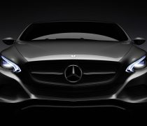 Wallpaper Mercedes Benz F800.