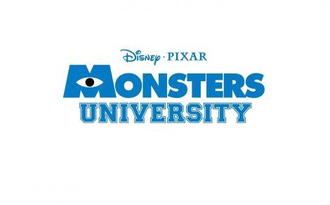 Wallpaper Monsters University.