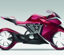 Wallpaper Moto Honda V4