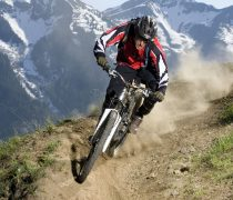 Wallpaper Mountain Bike Extremo
