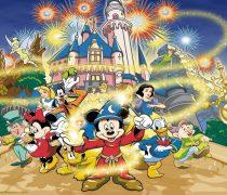 Wallpaper Navidad 2013 Disney