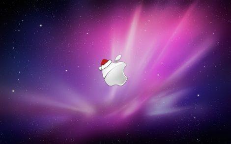 Wallpaper Navidad Apple.