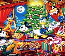 Wallpaper Navidad Disney