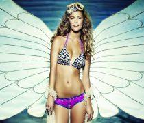 Wallpaper Nina Agdal Angel
